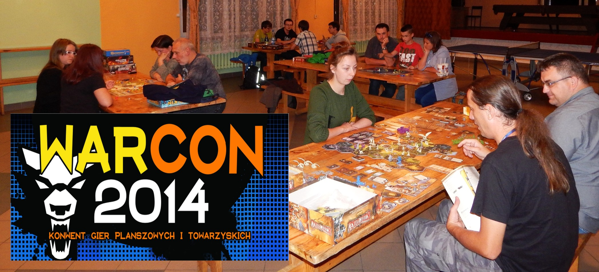 Warcon 2014