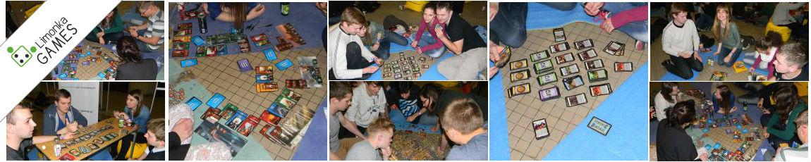 Noc gier planszowych w Szkole Głównej Handlowej