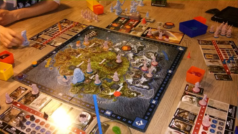 Blood Rage: W trakcie...